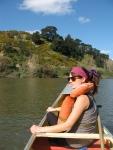 Canoeing the Whanganui River